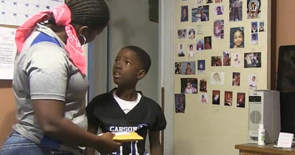 Mother Gave Her Son A Birthday Present The Cruel Way