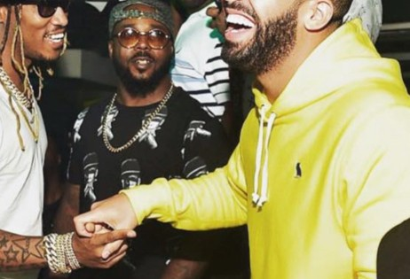 Former Nemesis, Drake and Future Release a Mixtape Together