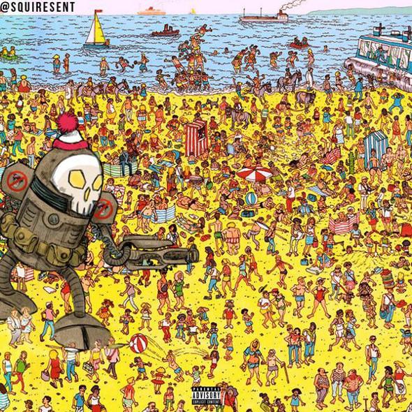 Where's Drake