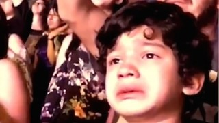 Watch This Autistic Boy's Reaction As He Watches His Favorite Band Live