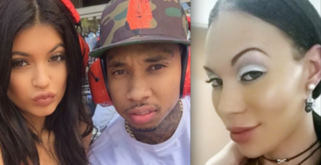 Does Tyga prefer Mia Isabella a Transgender over Kylie Jenner?