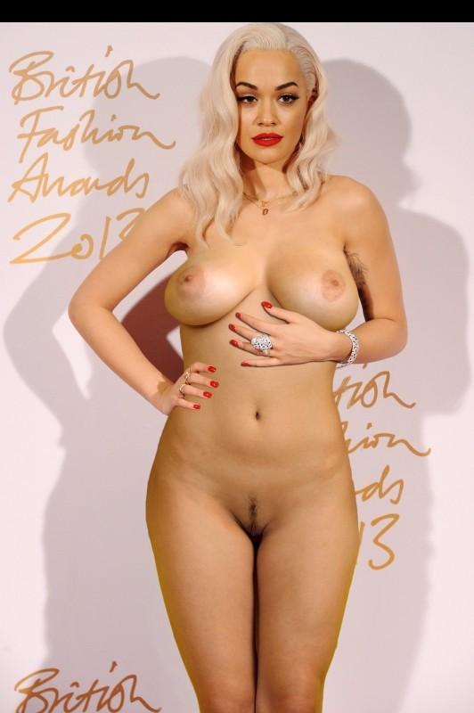 Rita-Ora-Fake-Nude | Prankk | daily prank videos, photos and articles