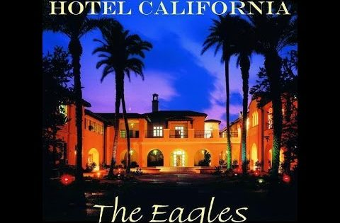 'Hotel California' As You've Never Heard It Before!